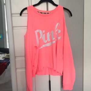 cropped shirt by PINK